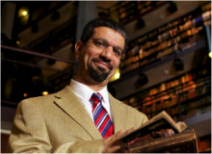 Professor Walid Saleh
