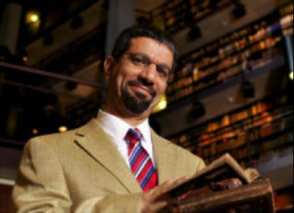 Professor Walid Saleh